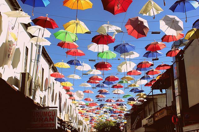 折り畳み傘2