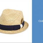 麦わら帽子を使った夏コーデ! おしゃれメンズはこれを見よ!